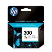 HP Original Bläckpatron HP 300 (CC643EE ABE) Trefärgad