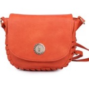 STYLEFASHION Brown Sling Bag