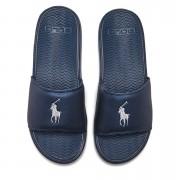 Polo Ralph Lauren Men's Rodwell Slide Sandals - Blue - UK 11 - Blue