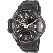 G-Shock Professional Analog Brown Dial Mens Watch - Ga-1000-1Bdr (G436)