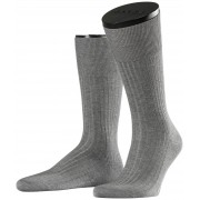 Falke Sokken No. 10 Socks Egyptian Karnak Cotton Grijs / male