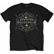 Tricou Avenged Sevenfold: Reflections