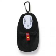 GUND Spirited Away Bolsa de peluche con clip para mochila, 20,3 cm