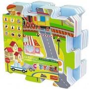 Puzzle Trefl City Fun set burete 8 piese
