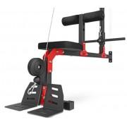 Fitness klupa Hi / lo pulley sa sjedalom Marbo Sport
