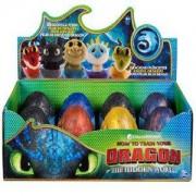 Фигурка Dragons - плюшена фигурка в яйце, асортимент, 872132