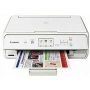 Canon Pixma TS5051 White bijeli multifunkcijski All-in-One Wireless WiFi printer 1367C026AA 1367C026AA