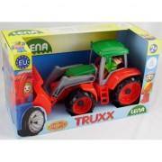 Tractor Lena Truxx cu figurina, 37 cm