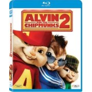 Alvin and the Chipmunks the squeakuel BluRay 2009