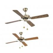 FARO 33711 - Ventilator tavan YAKARTA bronz/maro