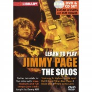 Roadrock International Lick Library: Learn To Play Jimmy Page: The Solos DVD