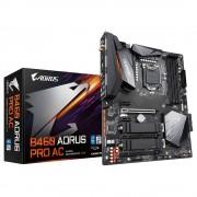 MB Gigabyte B460 AORUS PRO AC, LGA 1200, ATX, 4x DDR4, Intel B460, WL, 36mj
