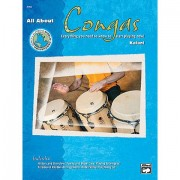 Alfred KDM All about Congas Lehrbuch