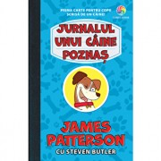 Jurnalul unui caine poznas/James Patterson, Steven Butler