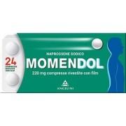 Angelini Momendol 24 Compresse Rivestite 220 mg