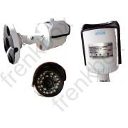 Telecamera videosorveglianza AHD 2mpx 720p Alta risoluzione con visione notturna