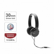 SONY MDR-ZX110AP WITH MIC BLACK