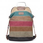 Rucsac convertibil in geanta Chloe, Multicolor