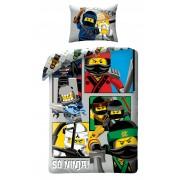 Lenjerie de pat LEGO Ninjago Movie V3