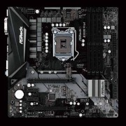 ASRock B360M Pro4 Intel® B360 LGA 1151 (Presa H4) Micro ATX