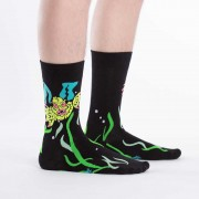 Sock It To Me Creature From The Shoe Socks