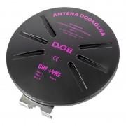 Antena DVB-T omni-directionala, 32 dB, impedanta 75 Ohm, alimentator inclus