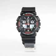 Casio G-SHOCK Standard Analog Digital Montre GA-100-1A4 - Noir