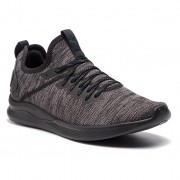 Pantofi PUMA - Ignite Flash EvoKnit 190508 20 Black/Dk Grey/Ponderosa Pine