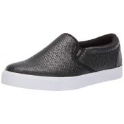Puma Tustin Zapatillas de golf sin cordones para mujer, Negro/Blanco, 5.5 US