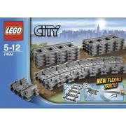 LEGO® City Rugalmas sínek 7499