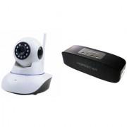 Mirza Wifi CCTV Camera and Hopestar H11 Bluetooth Speaker for SAMSUNG GALAXY STAR 2(Wifi CCTV Camera with night vision |Hopestar H11 Bluetooth Speaker)