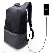 "Ewent EW2529 Mochila para Portátil até 17.3"" + Porta USB"