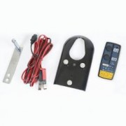 OUTIROR TREUIL ELECTRIQUE 12V TRACTION MAXI : 1100KGS