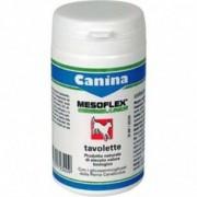 Canina Pharma Mesoflex Junior 120 tavolette - Alimento complementare per cani per tendini lega