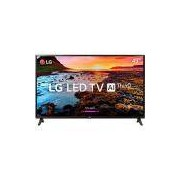 Smart TV LED LG 49 49LK5750 Full HD com Conversor Digital 2 HDMI 1 USB Wi-Fi Magic Mobile Conection 60Hz - Preto