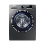Masina de spalat rufe Samsung EcoBubble WW80J5446FX, 8 kg, 1400 RPM, Clasa A+++, Inverter, Display, Argintiu