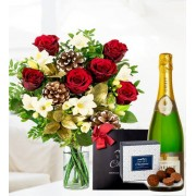 Luxury Bundle Gift - Free Chocs