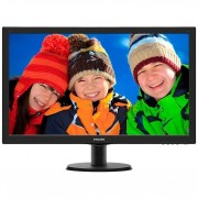 "Philips 273v5lhab/00 V Line Monitor Lcd 27"" Full Hd 1 Hdmi Classe A Colore Nero"