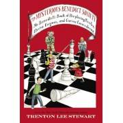 Mr. Benedict's Book of Perplexing Puzzles, Elusive Enigmas, and Curious Conundrums, Hardcover