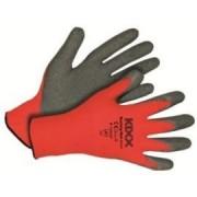 Kixx handschoen rocking red maat 7