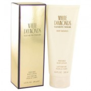 White Diamonds For Women By Elizabeth Taylor Body Lotion 6.8 Oz