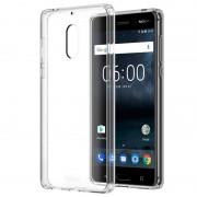 Capa Hybrid Crystal CC-703 para Nokia 6 - Transparente