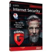 G DATA SOFTWARE AG G DATA INTERNET SECURITY 2019 - 3 PC, 12 Mesi
