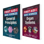 First Aid for the Basic Sciences, Third Edition (Value Pack), Paperback/Tao Le