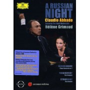 Helene Grimaud - A Russian Night (0044007345306) (1 DVD)