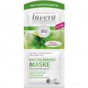 Masca anti-acnee cu menta