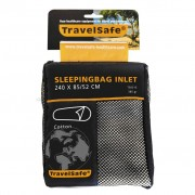 Travelsafe Saco de dormir de algodão da TS0315