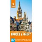 Pocket Rough Guide Bruges and Ghent, Paperback/***