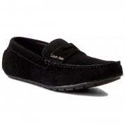 Мокасини CALVIN KLEIN BLACK LABEL - Ivan F0504 Black