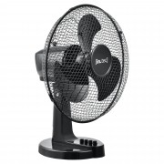 Настолен вентилатор [in.tec]®, Черен, 35W
